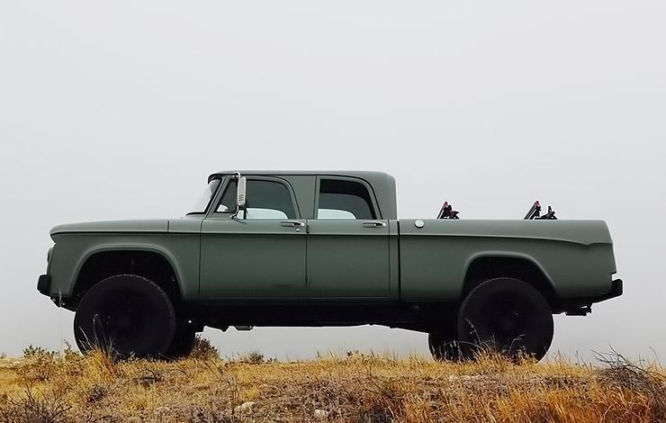 Dodge Power Wagon ICON Reformer