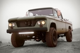 ICON Dodge Power Wagon Crew Cab