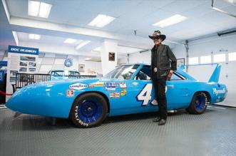 The King Richard Petty NASCAR