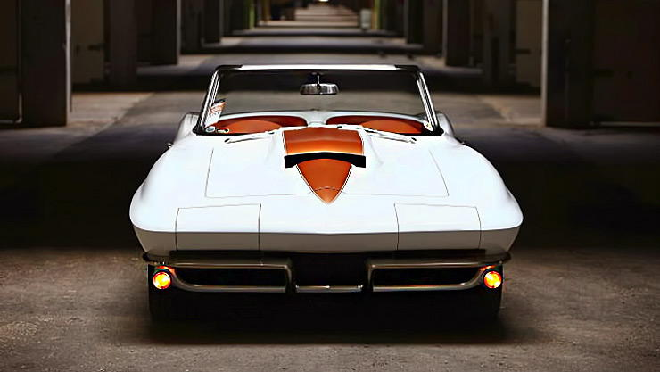 1967 Chevrolet Corvette hotrod