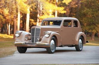 1932 Marmon HCM V12