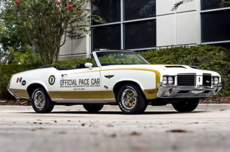 1972 Oldmobile 442 Hurst Olds Pace Car