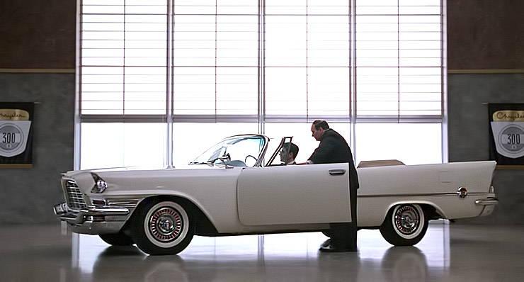 Chrysler 300 D convertible