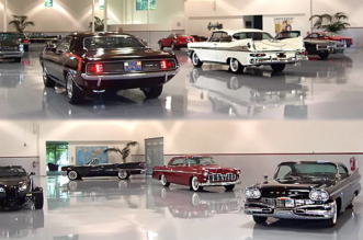 Richard Carpenters Car collection