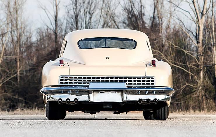 Tucker 48 rear