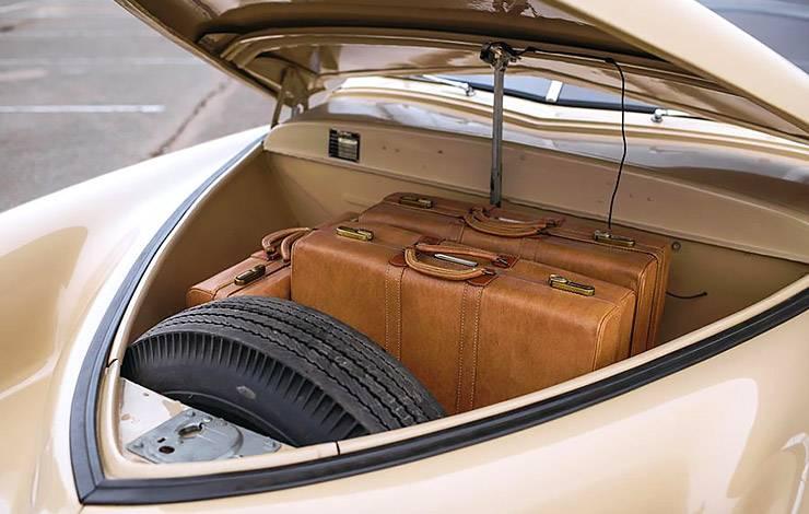 Tucker 48 trunk