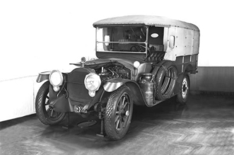 1916 Packard Camp Truck