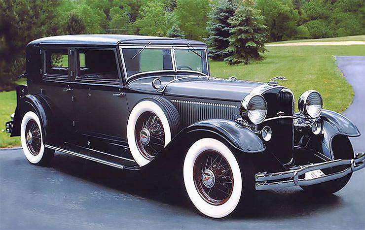 1931 Lincoln K Series