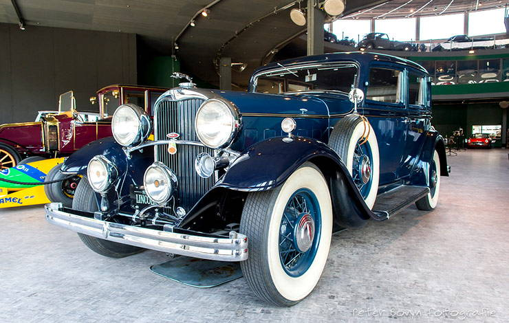1932 Lincoln K Series Sedan