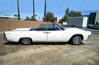 1961 Lincoln Continental custom