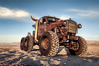 Hauk Design Dodge Power Wagon aka The Wrecker