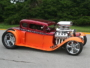 1930 Ford Model A Coupe Hot Rod ABSURD
