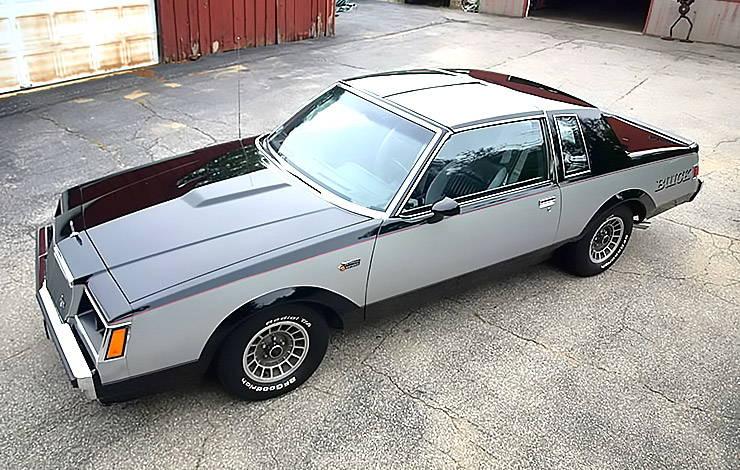 1982 Buick Regal Grand National