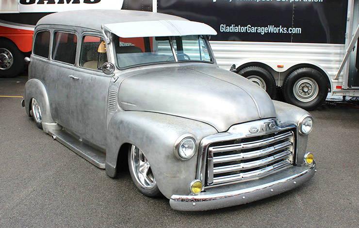 1952 GMC Suburban