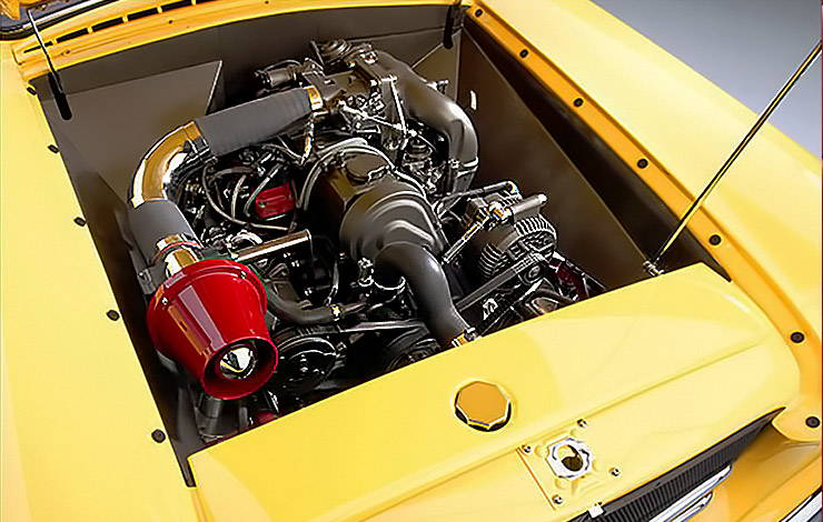1960 AMC Metropolitan KICKER engine