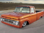 1961 Ford F-100 Kick Down