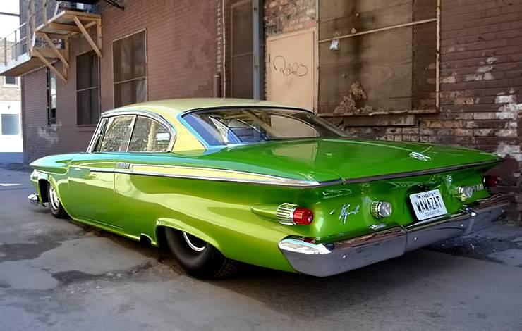1961 Plymouth Belvedere twin-turbo WAWAZAT
