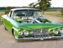 Mean Green 1961 Belvedere WAWAZAT