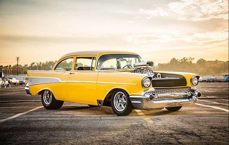 1957 Chevy Project X