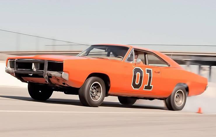 1969 Dodge Challenger General Lee