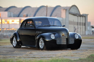 Aubrey King 1940 Buick Super Coupe
