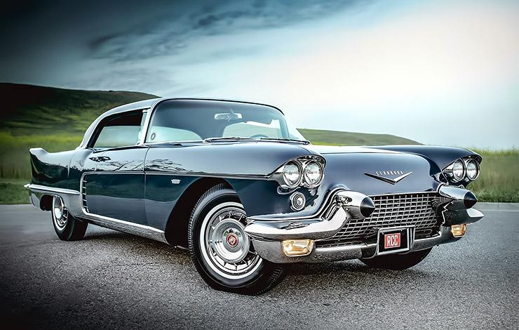 1957 Cadillac Eldorado Brougham front right