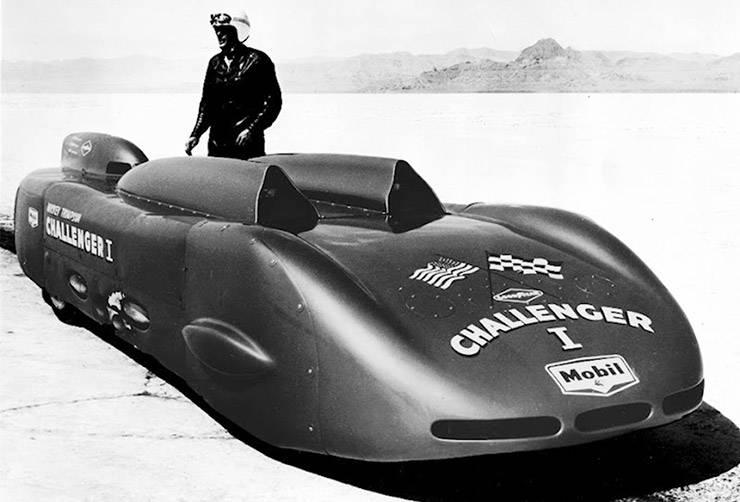 Mickey Thompson Challenger 1 1960 Bonneville