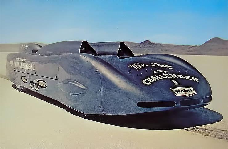 Pontiac Challenger 1