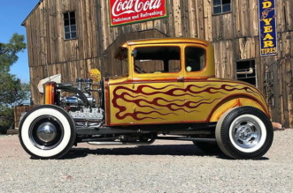 1931 Ford Model A Clean Rock One