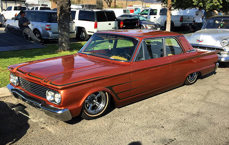1962 Ford Fairlane Cleen Rock One
