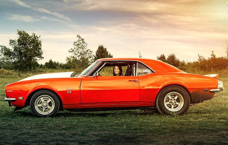 Badmaro - Alex Taylor's 1968 Camaro