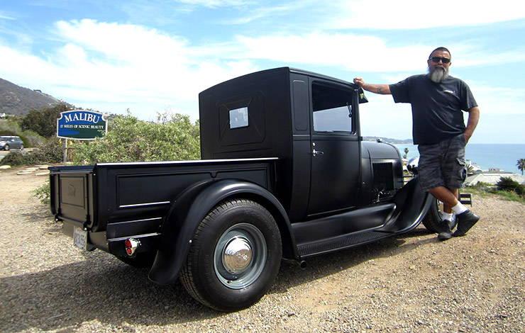 Johnny Martinez 1929 Model A hot rod