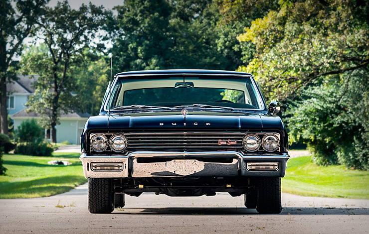 1965 Buick Skylark Gran Sport front