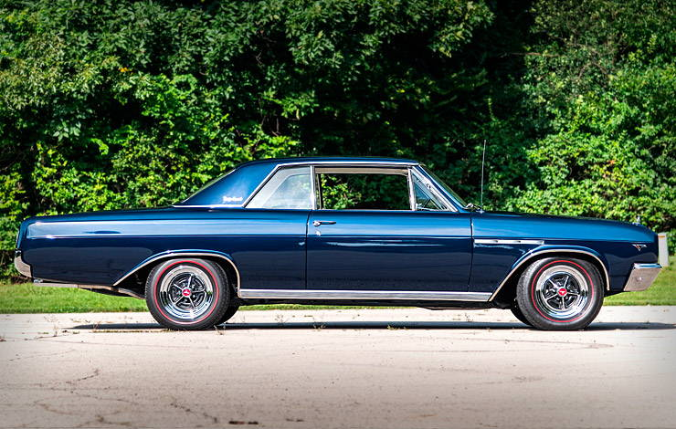 1965 Buick Skylark Gran Sport right side
