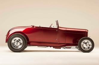 Brian Brennan 1929 Model A Roadster Highboy