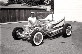 Ed Big Daddy Roth and the OUTLAW