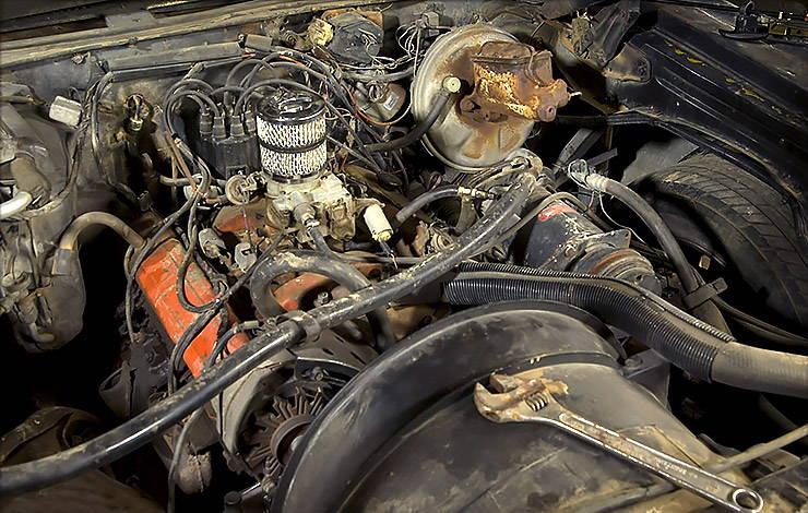 Monstr Carlo motor