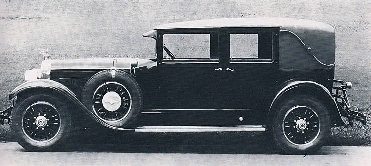 1927 LeBaron Packard Model 443