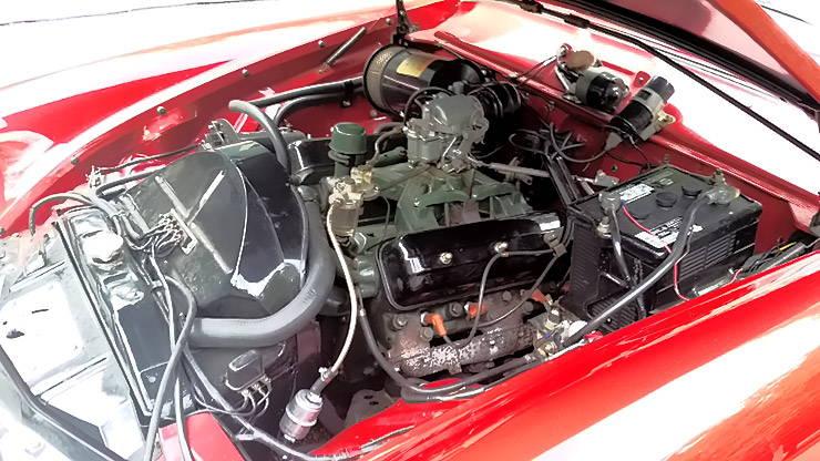 1953 Studebaker Commander V8 engine