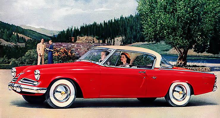 1953 Studebaker ad