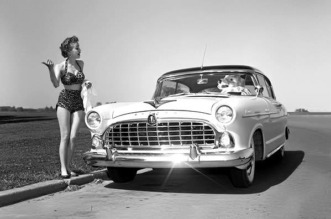 1955 Hudson Hornet Holywood