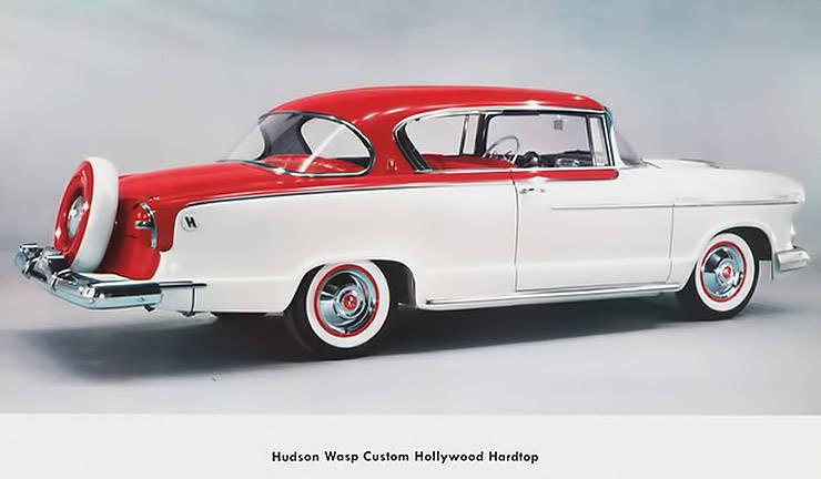1955 Hudson Wasp Holywood hardtop
