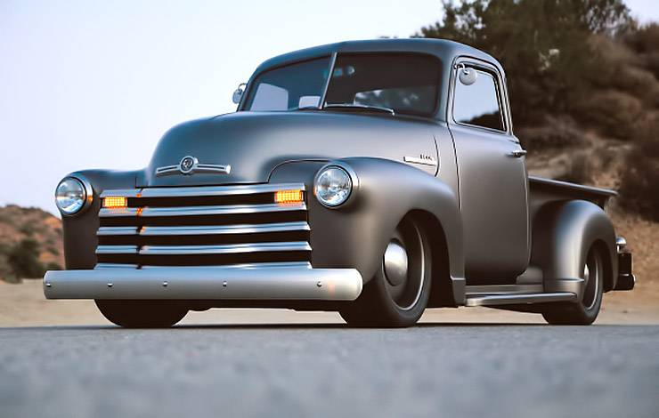 ICON Thriftmaster Chevy Pickup truck