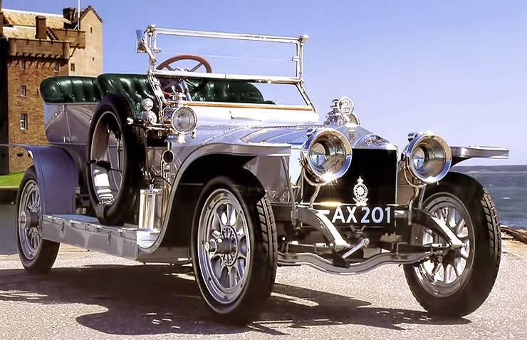 Rolls Royce 40/50 Silver Ghost