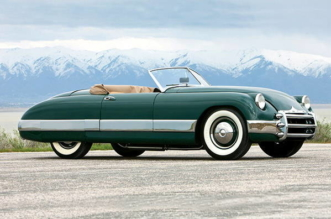 1949 Kurtis - America's first sports car