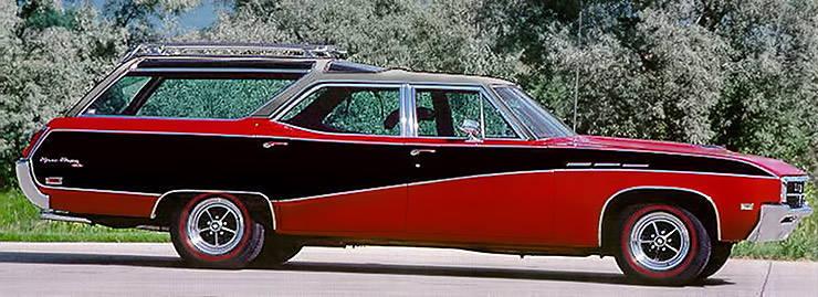 1969 Buick Sport-Wagon 400 aka RUBY