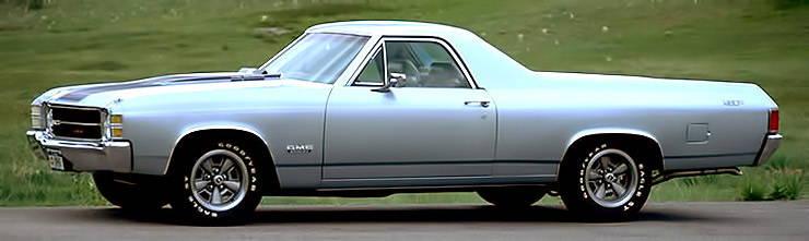 1971 GMC Sprint SP 454 aka JACKPOT