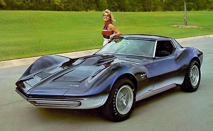 1965 Chevrolet Mako Shark