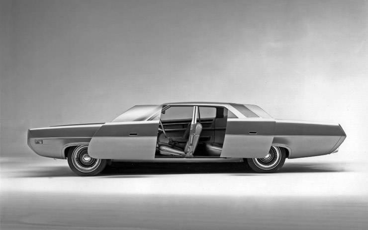1969 Chrysler Concept 70X