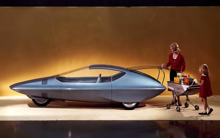 1964 GM Runabout